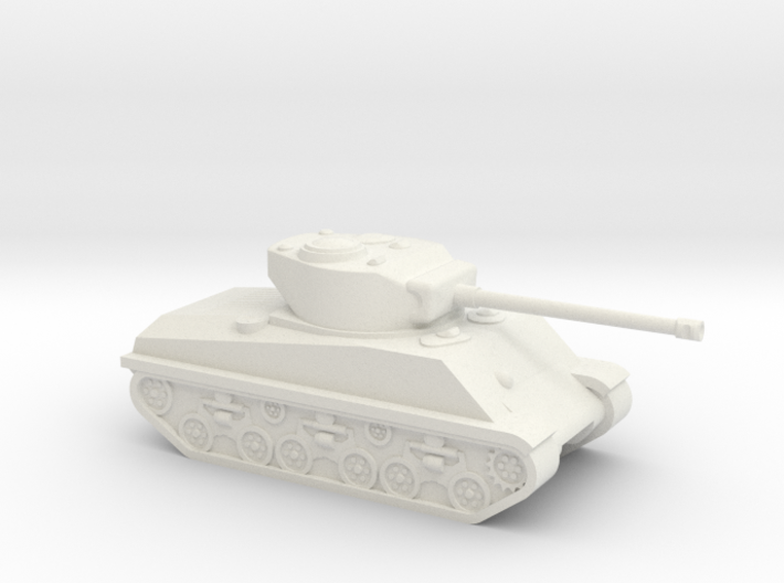 M4A3E8(76)W-HVSS Sherman Easy Eight 3d printed