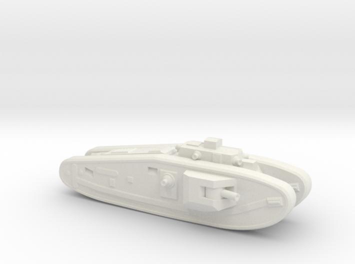 Mark 8 International (Liberty) Heavy Tank 3d printed
