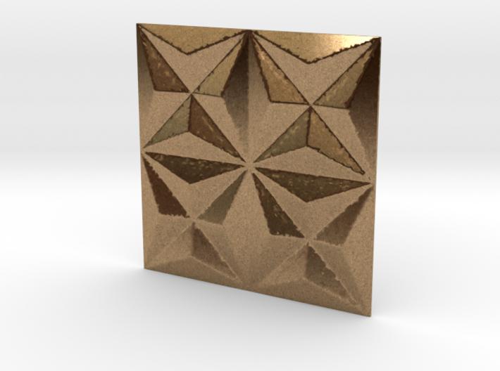3d tile_1_precious 3d printed