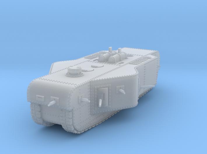 K-Wagen (1-144) 3d printed