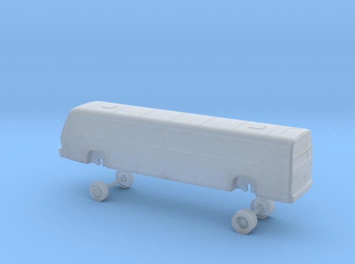 N Scale GGT TMC RTS-06 Bus 1200 series 3d printed