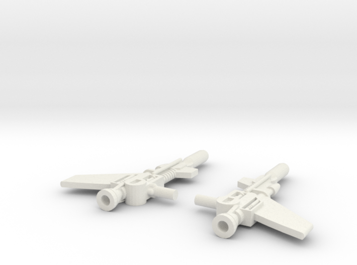 Titans Return Wingspan Weapons 3d printed