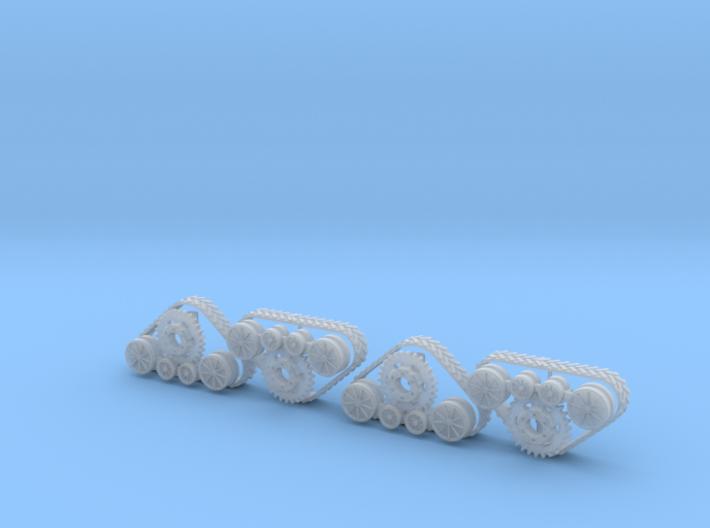 Sprayer Track Print Assembly 4 Ertl 3d printed