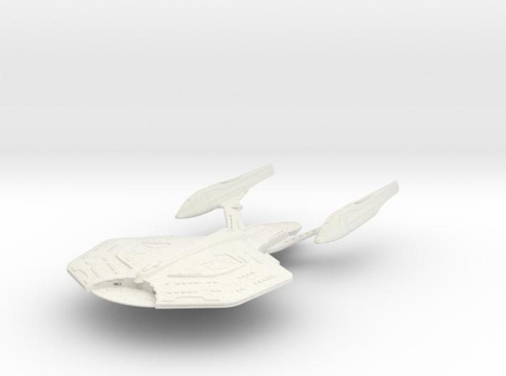 Mudcat Class LtCruiser 3d printed