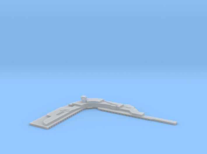 Airport Terminal 1/1250 3d printed