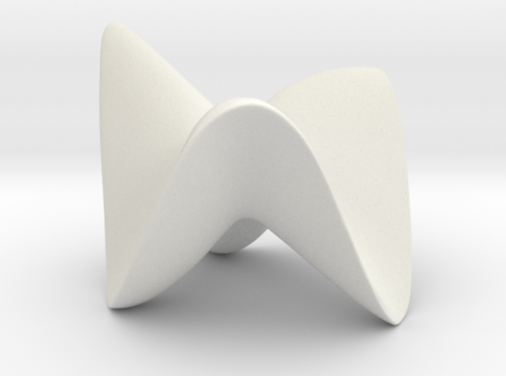 Cylinder Study Number One 3d printed