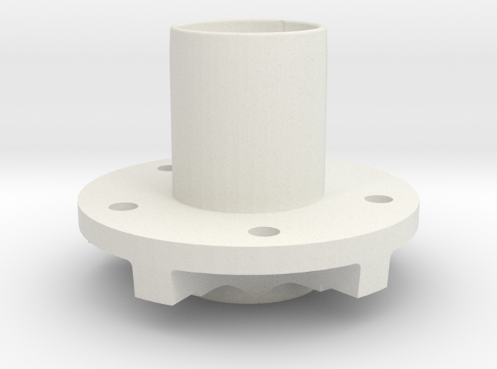 "Rear Hubs - 5 x 5"" bolt pattern 3d printed"