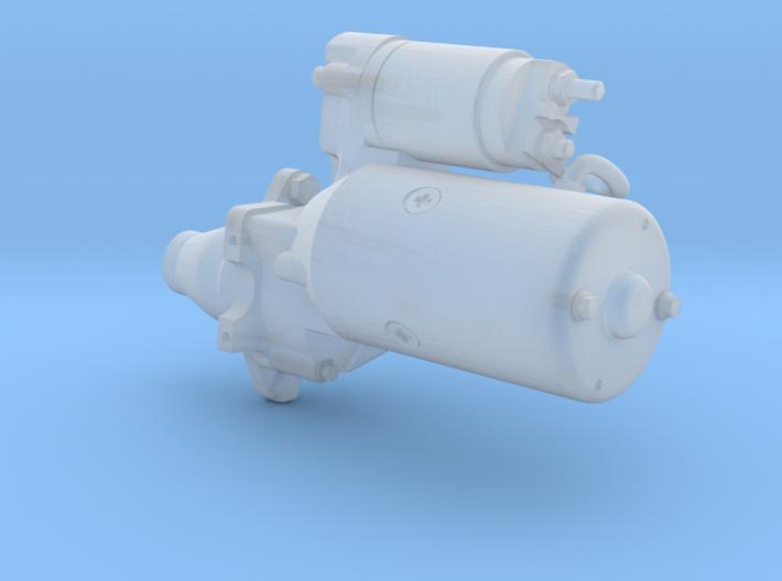 Tilton Starter - 1/12, molded-in bolts 3d printed