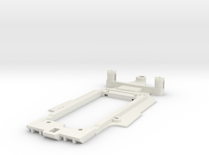 Chassis for Scalextric Renault RS01 (F1) 3d printed