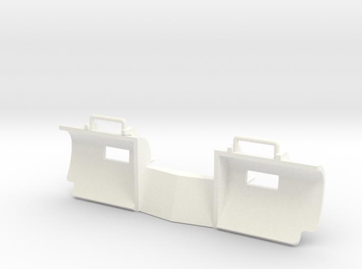 S - Snow Plow 2 3d printed