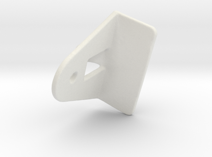 Shade Cord Lock 741 Pulley 3d printed