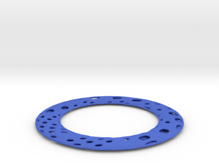 HOLES_twisted_05a 3d printed