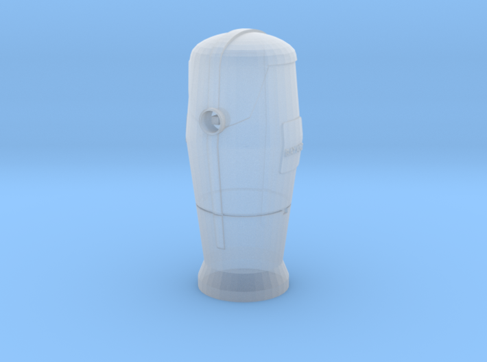 1/24 Bornes d'incendie / Fire hydrant 3d printed