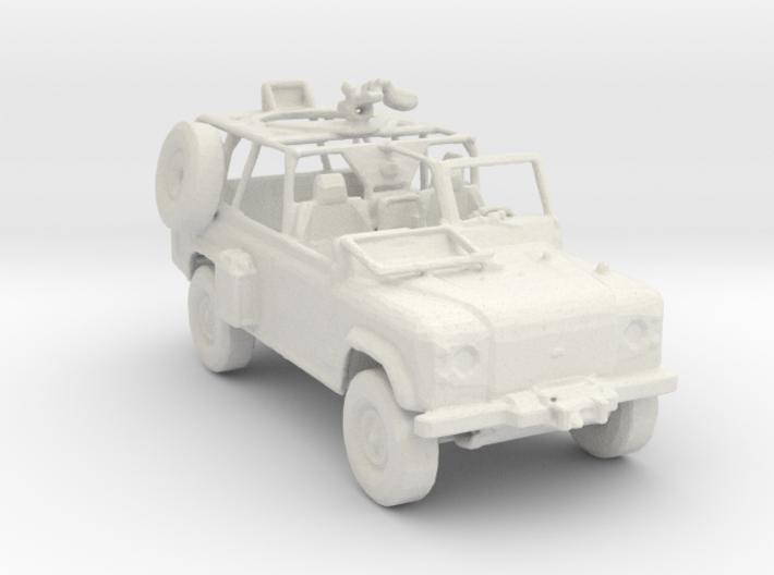 U.S. Army Ranger RSOV v1 1:220 scale 3d printed