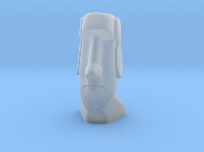 Moai-Standard version 3d printed