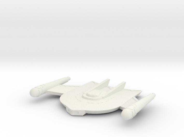 3788 Scale Romulan Falcon Mauler MGL 3d printed