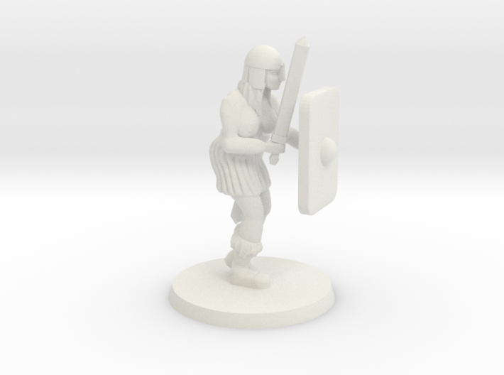 Viking Lucy NSFW 3d printed