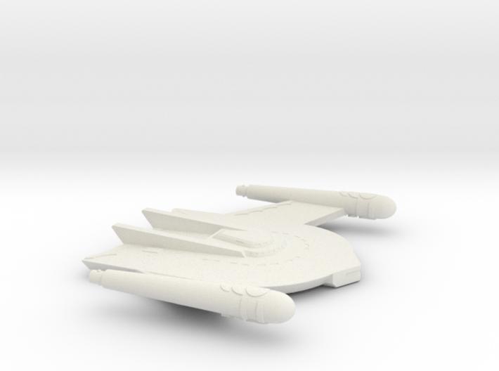 3125 Scale Romulan Falcon Mauler MGL 3d printed