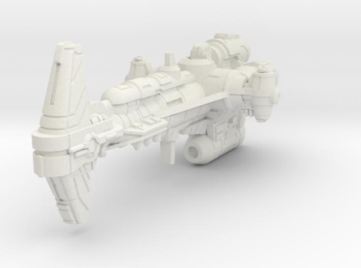 (Armada) Combat Hammerhead Corvette 3d printed