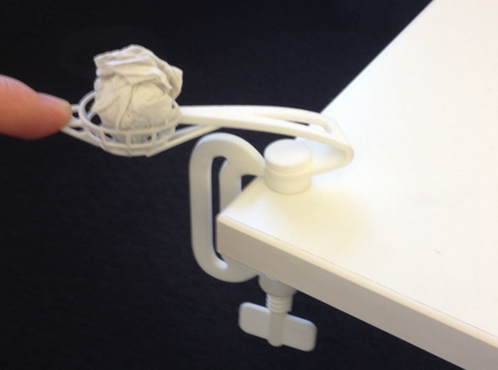 Reddit Request #1: Desktop Catapult 3d printed