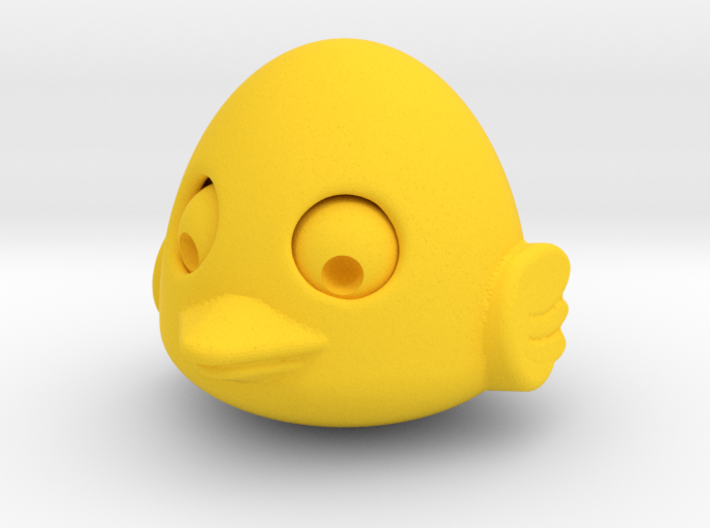 Rubber Duck 3d printed