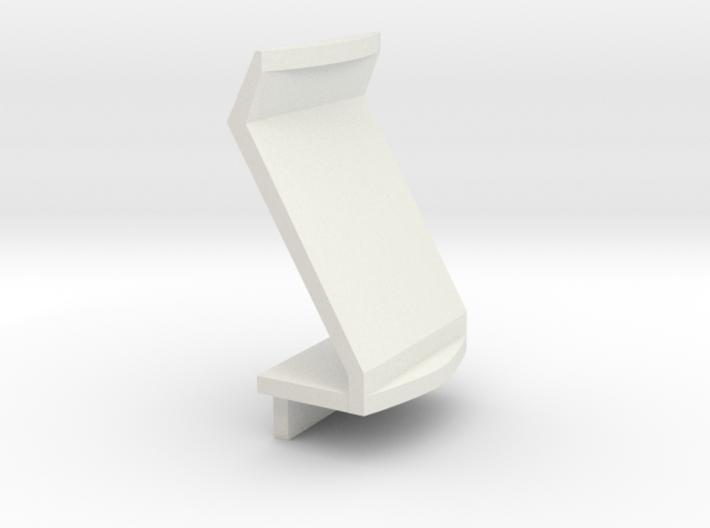 Futurliner Dashboard 3d printed