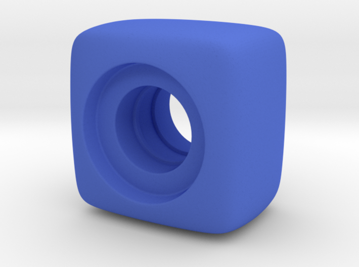 Fidget Cube Spinner - Solid 3d printed