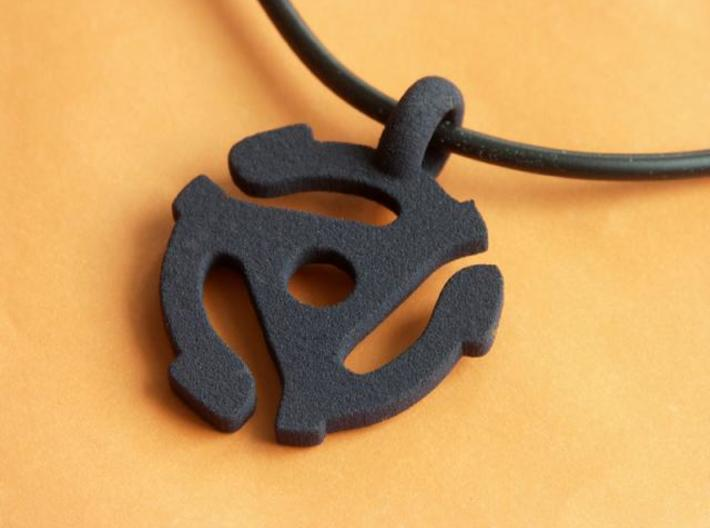 45 RPM Record Insert Pendant 3d printed Photo 1