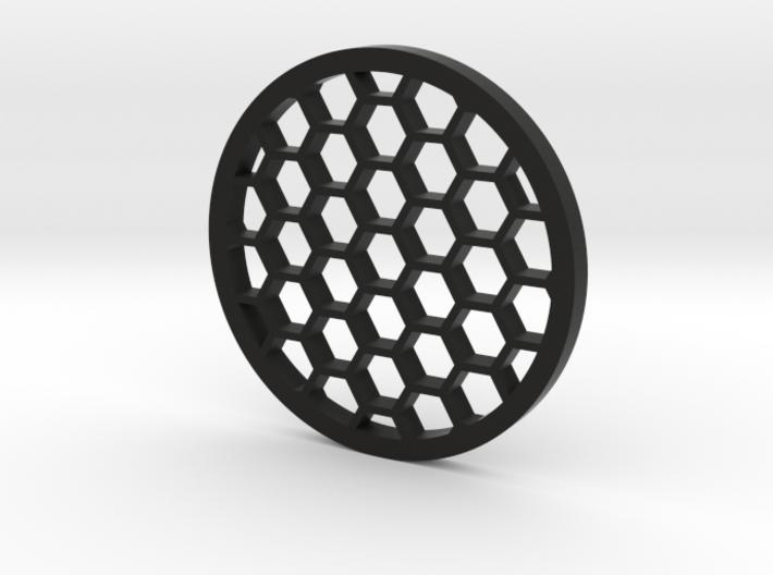 40mm kilflash honeycomb 3d printed