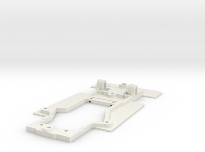 Chassis for Avant Slot Mirage 3d printed