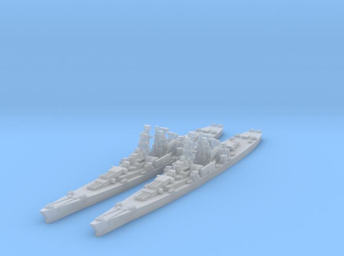 Alaska class 3d printed