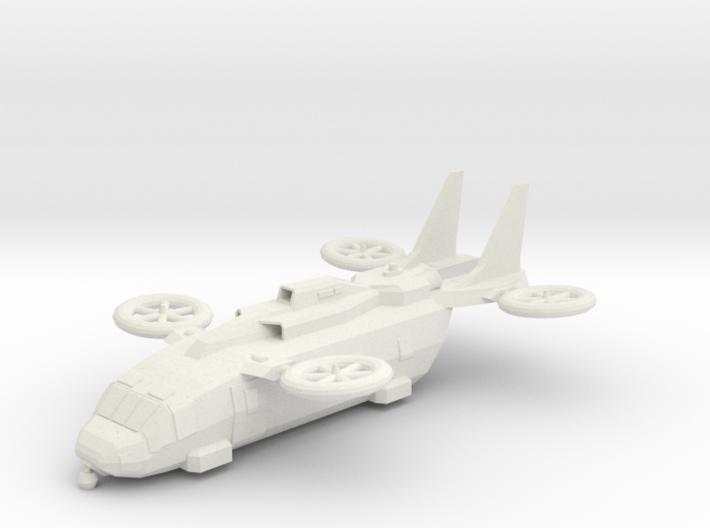 CVX-7A Bannock 3d printed