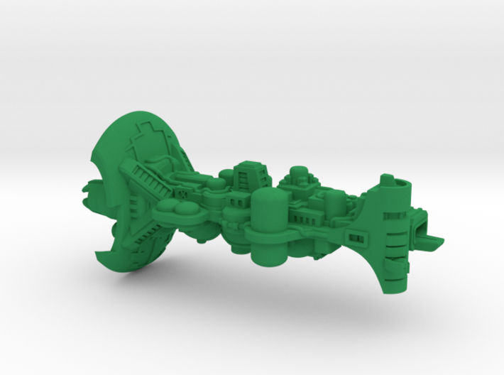 """Space Freighter """"Cauldron"""" (OEM Class) 3d printed"""