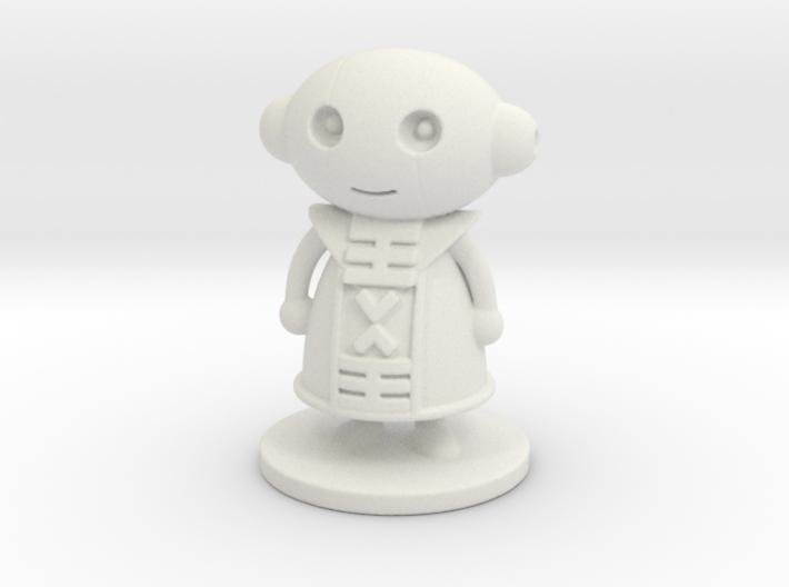 Zeno 3d printed