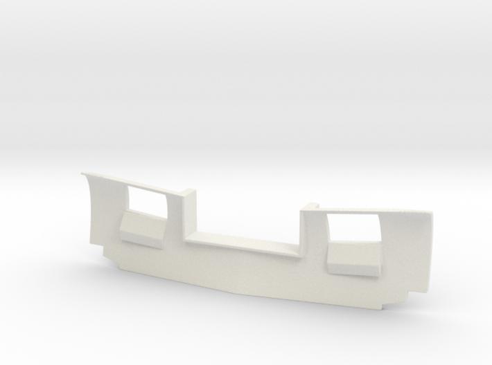 SD45 Low Plow (G - 1:29) 3d printed