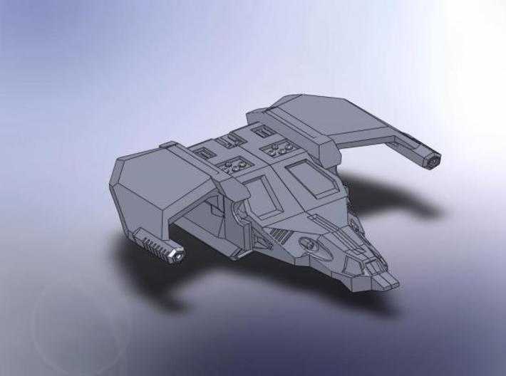Drakon Wraith 3d printed Description