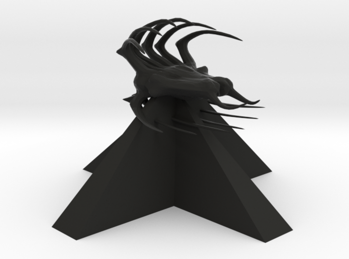 Shadows - Scout 3d printed