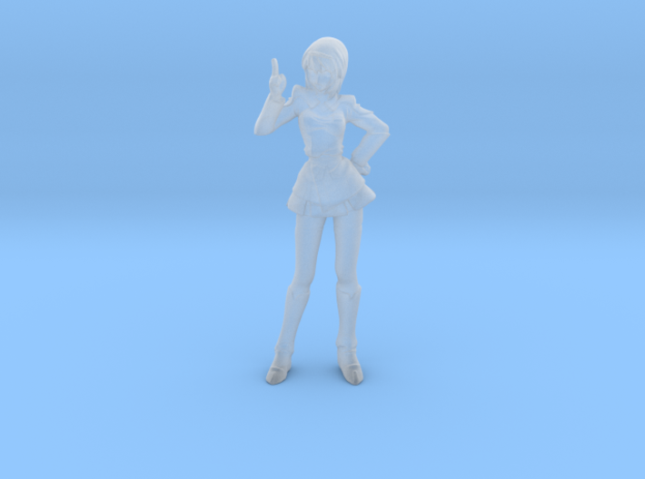 1/100 Gundam Seed Destiny Female Pilot Hawke 3d printed