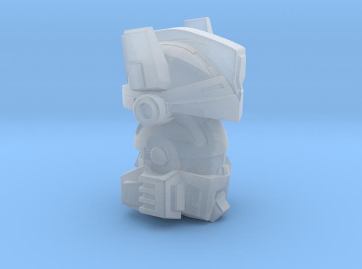 Janus Head 3d printed