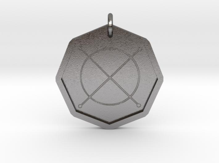 Seal of Jupiter 3d printed