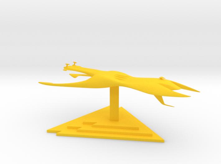 Drakh - Carrier (7.298 x / 4.328 y / 2.6 z) 3d printed