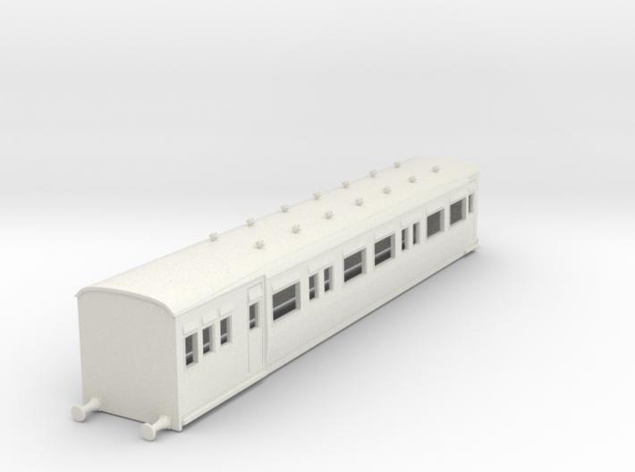 o-100-secr-railmotor-push-pull-coach2 3d printed