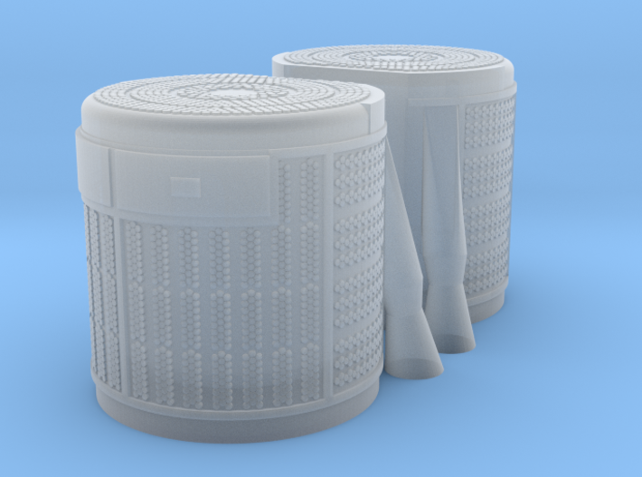 Special 1_48 sand filters 3d printed
