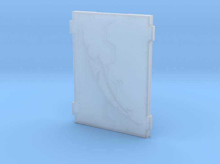 Chaos Rhino top - Pavoni 3d printed