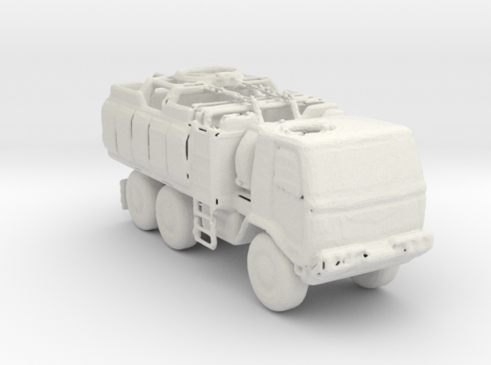 M1083 Check Point Truck 1:220 scale 3d printed