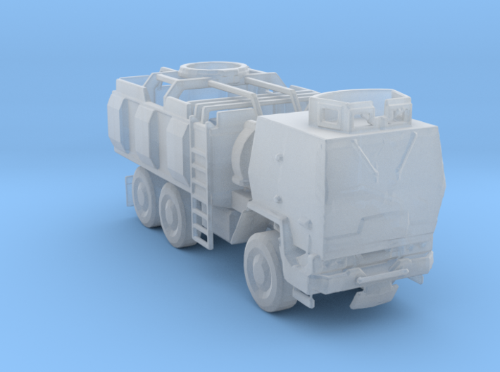 M1083 UA Check Point Truck 1:220 scale 3d printed