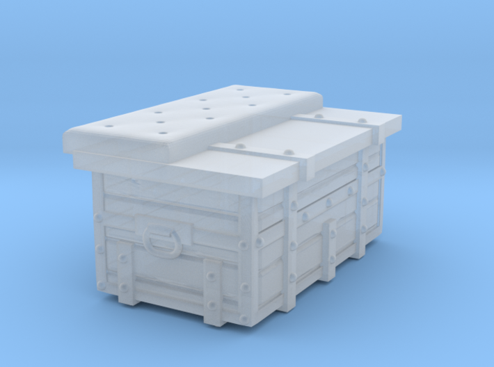 BM04.2 Bavarian Manson Limber Chest 3d printed