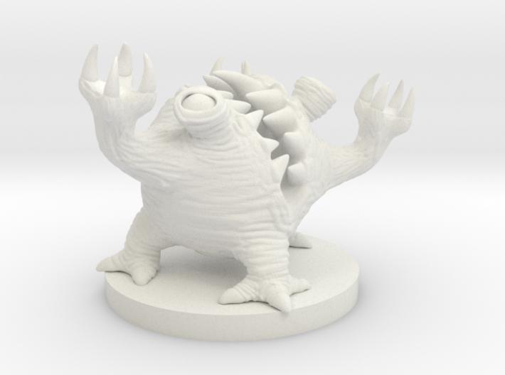 Maw Demon  3d printed