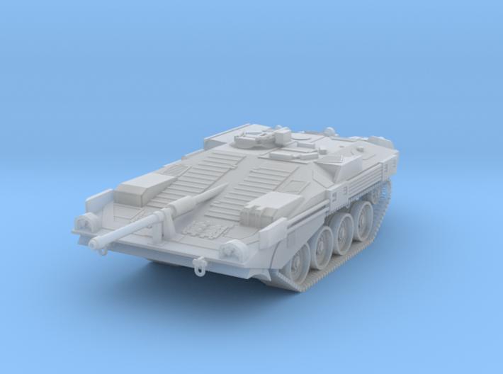 MV17D Strv 103B w/Dozer Blade (1/144) 3d printed