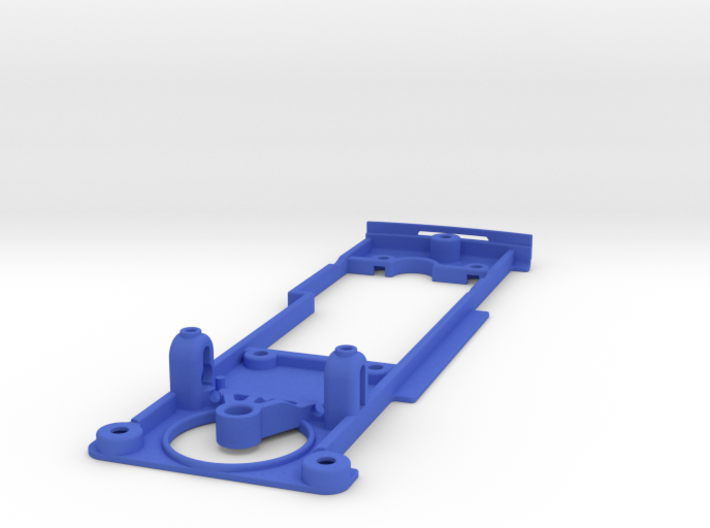 1/32 SCX Ferrari GT 330 Chassis for Slot.it SW pod 3d printed